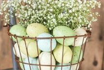 Easter / Easter Recipes, Easter Decor And Easter Inspiration