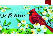 Chicky Dee's Gifts Mailbox Covers / Mailbox Covers from Chicky Dee's Gifts