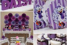 cumpleaños Cata / daisy