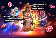 Huuuge Games - The Best Social Casino App / Free 10 000 000 coins for you