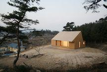 A Wohnen Japan/Asien / Gebauten
