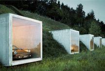 Architecture parking