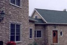 Stone Work / Positive Chimney is a leader in Northern Michigan for installing real stone, cultured stone, and veneer. These are just a few examples of our work!