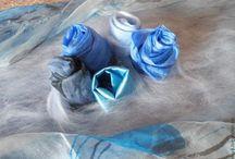 Палантины и шарфы из шерсти