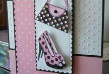 Cards girls