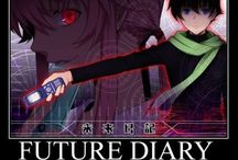 Future Diaries/Marai Nicky