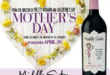 Mother's Day, the movie! / Middle Sister is the official wine partner of Mother's Day the movie! In theaters April 29th!