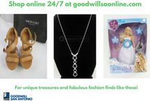 Goodwill Online Shopping / Unique treasures and fabulous fashion finds on goodwillsaonline.com