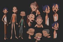 персонажи