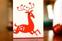 Reindeer pattern deveopment / Images to inspire me to design a reindeer pattern / by browneyedbabs (pinterest)