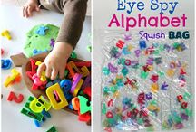 Reading & understanding letters sight words