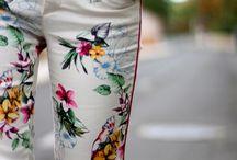 fkoral trouser