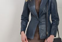 Women's Leather Jackets / Latest designs from Higgs Leathers in Southend