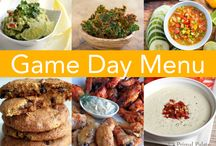Game Day Recipes / by Destinee Bearden Patterson