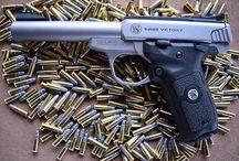 Guns and Pistols