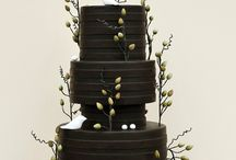 wedding cakes / by HipNotic Occasions
