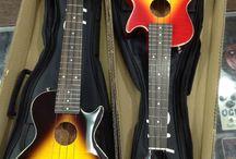 Otros instrumentos - Instruments / Cualquier instrumento musical que no sea una guitarra