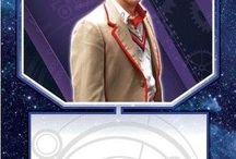 Doctor Who / Topps Doctor Who trading cards. In stores 11/24 / by The Topps Company