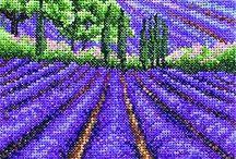 Provence em França.