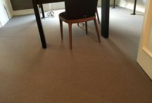 Study In Carpet / Client: Private Residence In West London Brief: To supply & install carpet to study