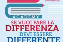 Academy / Gestire l'Ingestibile Academy Professionalizzazione specialistica per le Professioni di Aiuto.