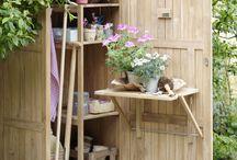 szafa ogrodowa