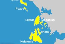 Ionian Islands, Greece / Holiday planning August / September 2015