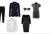 Stilarter og sammensætninger inden for Plus size mode / Lækkert tøj handler ikke bare om lækkert tøj. Det handler også om at sætte det lækkert sammen. Her er lidt inspiration til stilarter fra AnnoAnnos stylister.