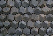 tekstury, materiały