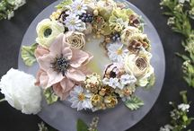 ! Floral Cakes