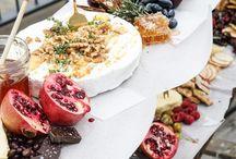 Wedding Food - #kelandtimwed
