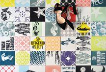 ARTTILES FLOORING / floortiles tiles floor pavement colors sage flooring interior design decor