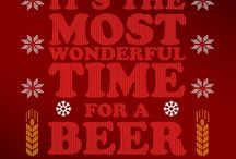 beer packaging / christmas beer inspiration
