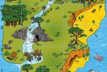 Bee-bot-and-blue-bot-treasure-island-mat