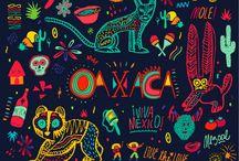 Oaxaca Artist Inspired