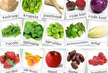 Groente- en fruitkalender