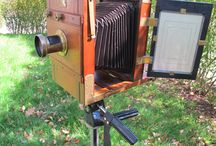 WetPlate Cameras / collection of WetPlate cameras