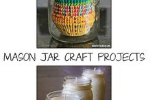 ~♥~Jars ~♥~ / I have fallen in love with every thing in a jar, food, flowers, hebs every thing