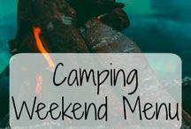 Camp Food & Menus