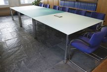 Boardroom tables / A board about boardroom tables