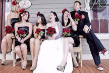 Rockabilly wedding!