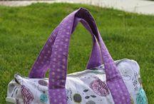 Duffel or Travel Bags