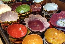 CC - Clay/Empty Bowls / by Susan Rusen