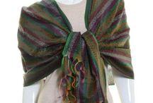 paisley scarf / paisley scarf