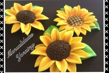 fiori di gomma