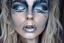 make-up..... art