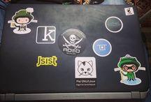 Sticker für Pisi Linux