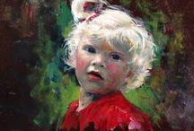 Portretten van Herman Dasselaar