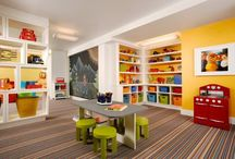 Play Room / by Liz Colanto