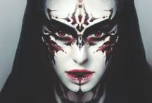 Cosplay Makeup 》